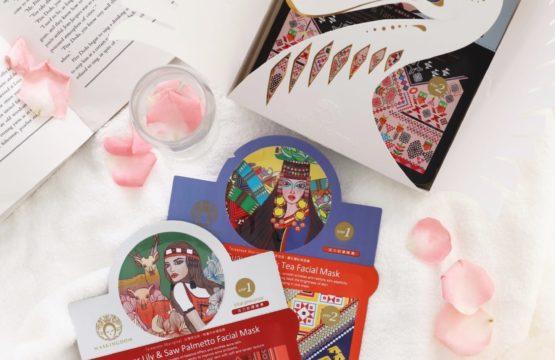 台灣拓展外銷的利器,結合時尚與文創的精品美妝