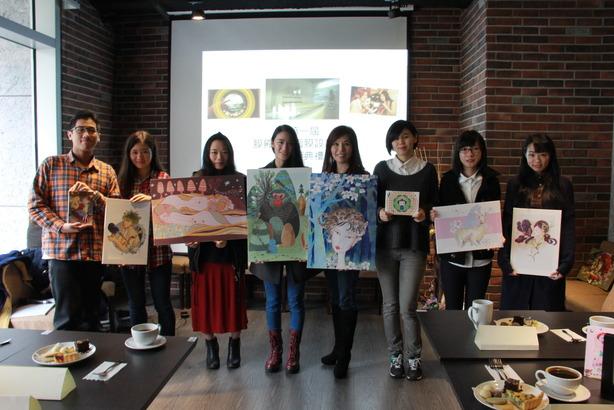 新銳設計師出頭!十藝生技將台灣之美行銷國際1