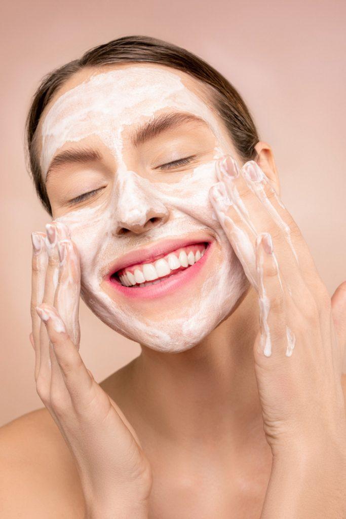 洗面乳推薦 洗臉-臉部清潔