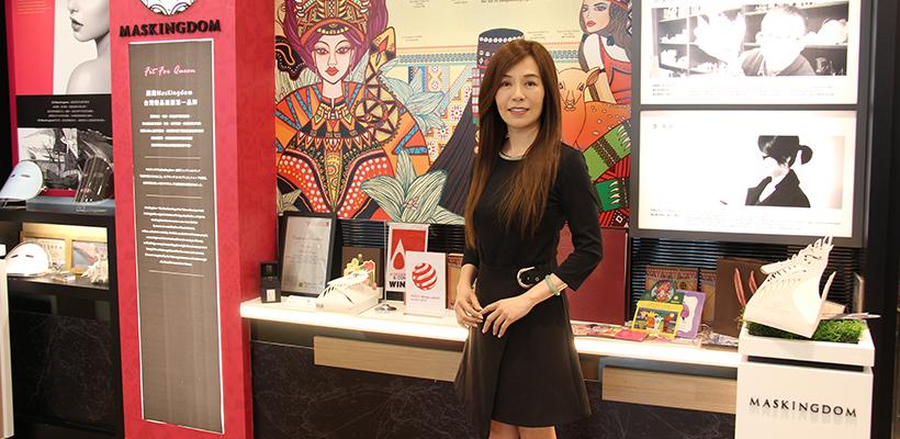 站在國際舞台的面膜女王 宋美蒔的「彰顯」時尚觀2