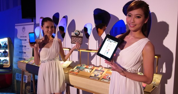 SmartM:結合 IBeacon,「膜殿 MasKingdom打造亞洲第一家面膜數位體驗館!1