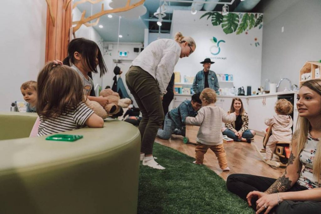 sproutconcept 販賣親子互動及體驗文化